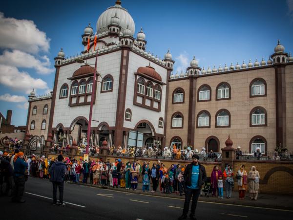 Guru Nanak Gurdwara Soho Road